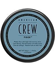 American Crew - Crème de Modelage pour Cheveux - Fixation Forte et Brillance - FIBER - 50ml