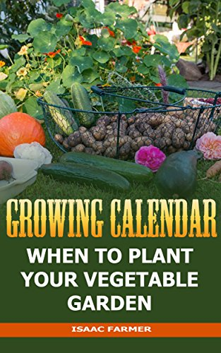 growing-calendar-when-to-plant-your-vegetable-garden-english-edition