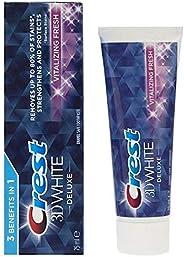 Crest 3D White Deluxe Toothpaste Vitalizing Fresh 75ml
