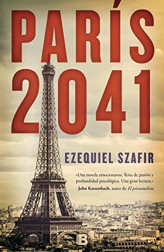 París 2041 por Ezequiel Szafir