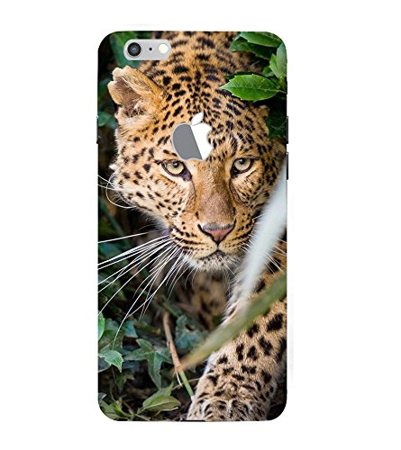 printtech Nature Animal Tiger Back Case Cover for Apple iPhone 7 Plus