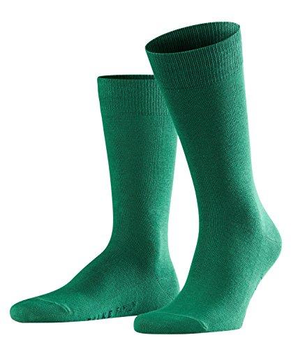 FALKE Herren Family M SO Casual Socken, Blau (Golf 7408), 43-46