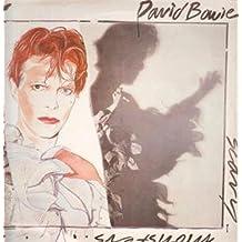 SCARY MONSTERS LP (VINYL ALBUM) ITALIAN RCA 1980
