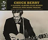Chuck Berry: 5 Classic Albums Plus (Audio CD)