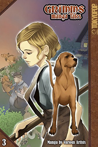 Grimms Manga Tales: Anthology (English Edition)