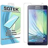 SDTEK Samsung Galaxy A5 Verre Trempé Protecteur d'écran Protection Résistant aux éraflures Glass Screen Protector Vitre Tempered