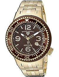 Reloj - Swiss Legend - Para Hombre - 21848P-YG-44-GB