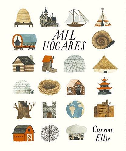 Mil Hogares (ÁLBUM ILUSTRADO) de ELLIS CARSON (26 mar 2015) Tapa blanda