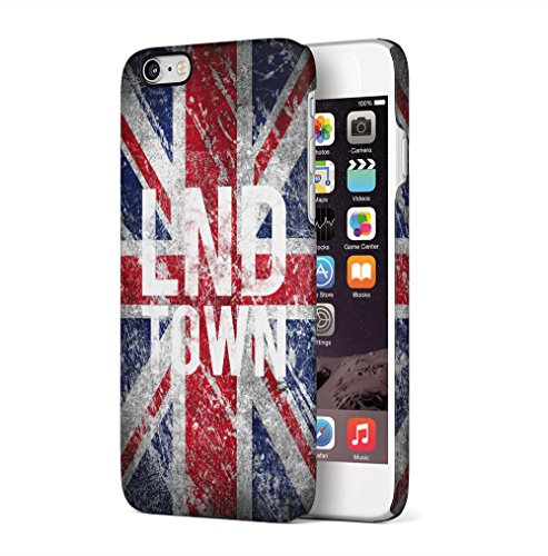 New York City Empire State Building Apple iPhone 6 / iPhone 6S SnapOn Hard Plastic Phone Protective Custodia Case Cover London
