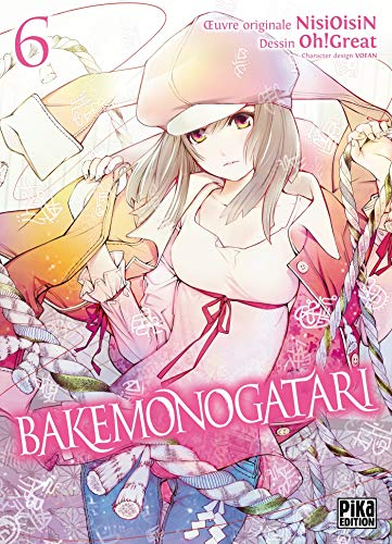 Bakemonogatari Edition simple Tome 6