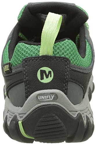 Merrell - All Out Blaze Vent Gtx, Da trekking. Donna Multicolore (Bright Green)