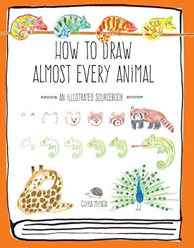 How to draw almost every animal par Chika Miyata