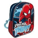 Spiderman AS070-2017 Mochila Infantil, 28 cm