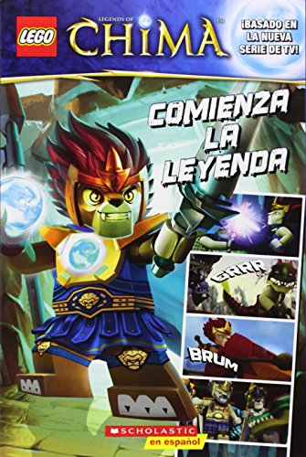 Comienza la leyenda / The Legend Begins (Lego Las Leyendas De Chima / Lego Legends of Chima)