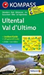 Ultental - Val d'Ultimo: Wanderkarte...