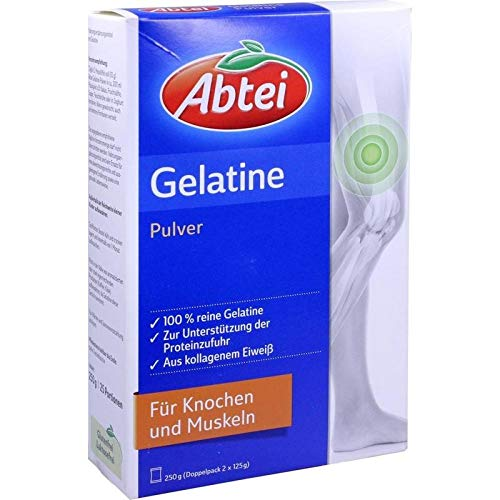 Abtei Gelatine, 250 g Pulver