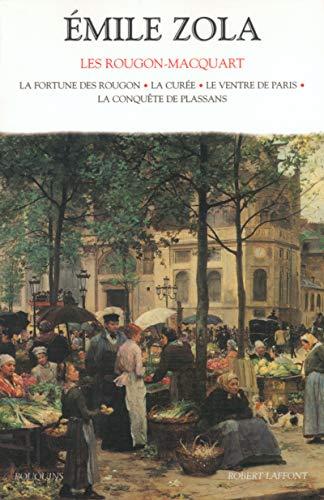 Les Rougon-Macquart - Tome 1 (01) par Émile ZOLA