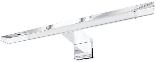 lampada da specchio a led in alluminio ip44 da bagno 230
