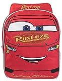 Best Marvel Toddler Travel Toys - Disney Cars Boys 3D Plush Backpack Review
