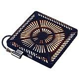 Metro, riscaldatore di ricambio Kotatsu a forma di U, con formula di controllo della temperatura