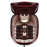 AMYMGLL Foot Massager Foot Massager Foot Massager Pediluvio Deep 28cm Pedicure Machine Telecomando senza fili
