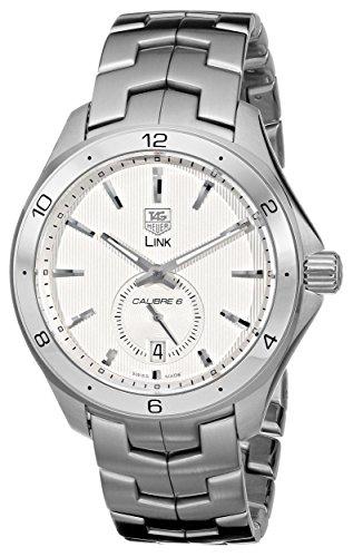 TAG Heuer Herren-Armbanduhr Analog Automatik Edelstahl WAT2111.BA0950