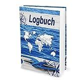 Logbuch Adventure für Segelyachten, Schiffe, Sportboote: Seetagebuch für Segler, Motorbootfahrer, Schiffseigner, Skipper und Leute die gelegentlich ein Schiff chartern.