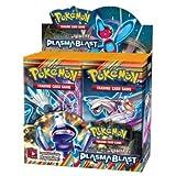 Pokemon Schwarz und Weiß Plasma Blast Booster (Box von 36)