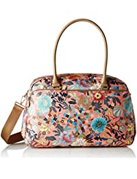 Oilily Damen Carry All Schultertasche, 17.5 x 32 x 41 cm