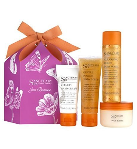 Sanctuary spa just because gift set