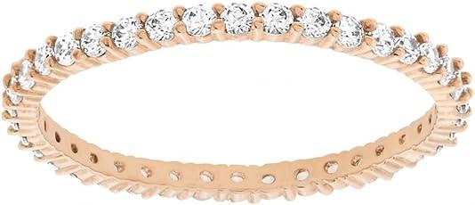 Swarovski Damen-Ring Metall Swarovski-Kristall 5095328