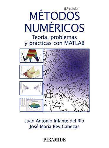 Métodos numéricos: Teoría, problemas y prácticas con MATLAB (Ciencia Y Técnica) por Juan Antonio Infante del Río