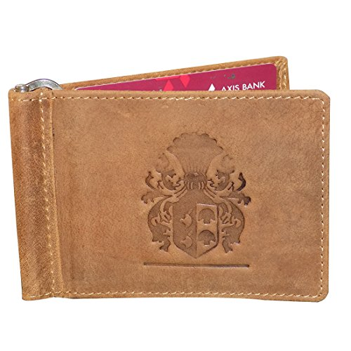 Style98 Tan Credit Card Case