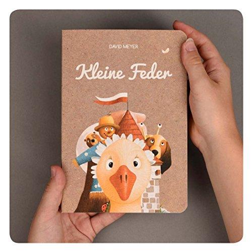 Kleine Feder - Kinderbuch für Kinder ab 3 Jahren