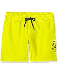 O'Neill Surf Cruz Bañador para hombre, niño, Surf cruz boardshorts, amarillo neón, 116