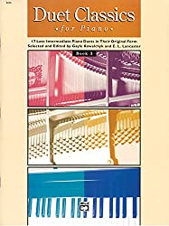 Duet Classics for Piano, Book 3, Alfred Masterwork Edition