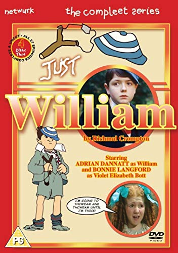 Just William - The Complete Series [DVD] [1977]