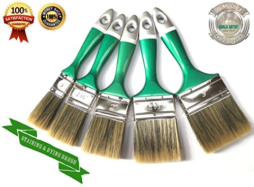 nueva-linea-fgl5-juego-de-5-madera-tinte-mancha-barniz-goma-laca-shabby-chic-5-premium-soporte-de-pi