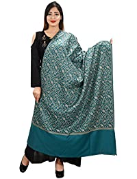 Women's weaving Woolen Shawl (F0112)