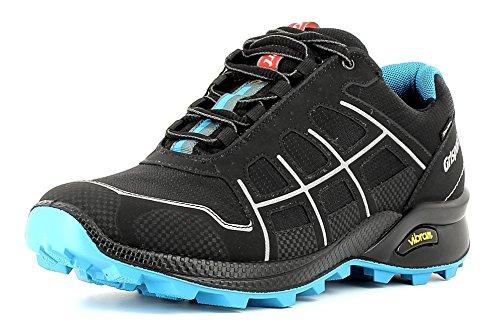 Grisport Unisex Schuhe Herren und Damen Cross Spotex Trekking- und Multifunktions-Schuh, leichte und wasserdichte Spotex-Membran-Konstruktion, Vibram-Sohle Rot (V43), EU 40