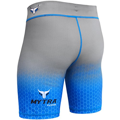 Mytra-Fusion-Tudo-Shorts-Compression-Shorts-MMA-Thermal-Compression-Shorts-Crossfit-Base-Layer-Running-Short-Heat-Gear-Trunks-Vale-Tudo
