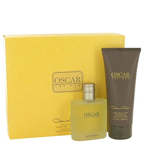Oscar De La Renta Oscar for Men EDT 100 ml + Duschgel für Haut und Haar 200 ml (man) -