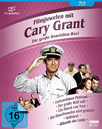 Cary Grant Box [Blu-ray]