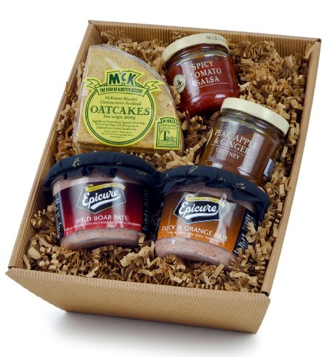 Highland Fayre Pate Perfection Hamper
