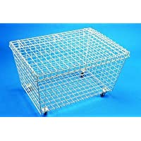 Multi Products Wheel Away Storing Cage Sports Equipment Mobile Storage Unit