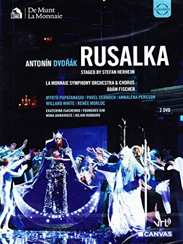 Dvorak: Rusalka (La Monnaie Opera House, 2012) [2DVD]