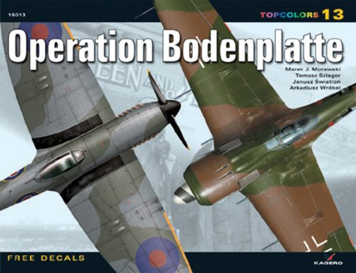 Operation Bodenplatte (Top Colours) por Tomasz Szlagor
