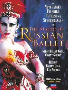 The Kirov Ballet: The Magic Of Russian Ballet [DVD] [2004]