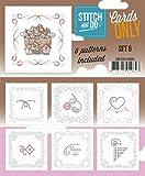 Stitch & Do Cards Only Set 5
