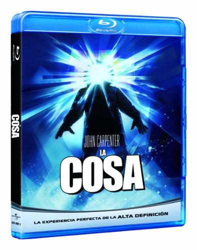 La cosa (The thing) [Blu-ray]